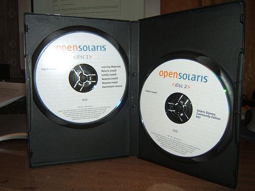А вот и диски